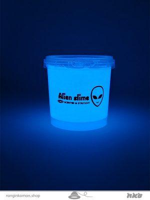اسلایم RKB مدل Alien آبی