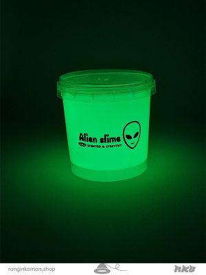 اسلایم RKB مدل Alien سبز